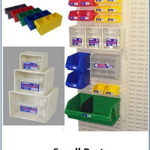 NEW PLASTIC STORAGE