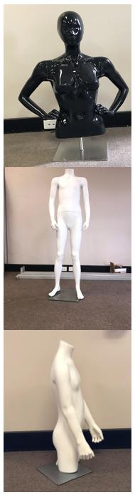 Mannequin Strip