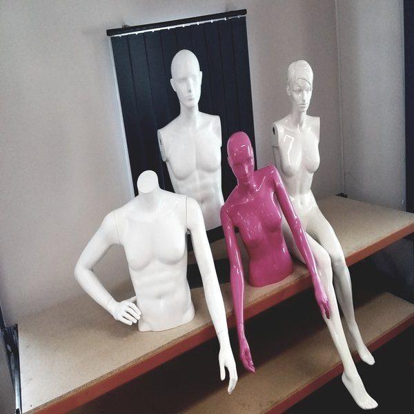Mannequin-Strip